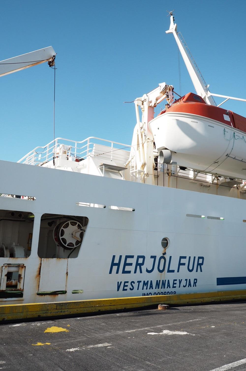 heimaey ferry