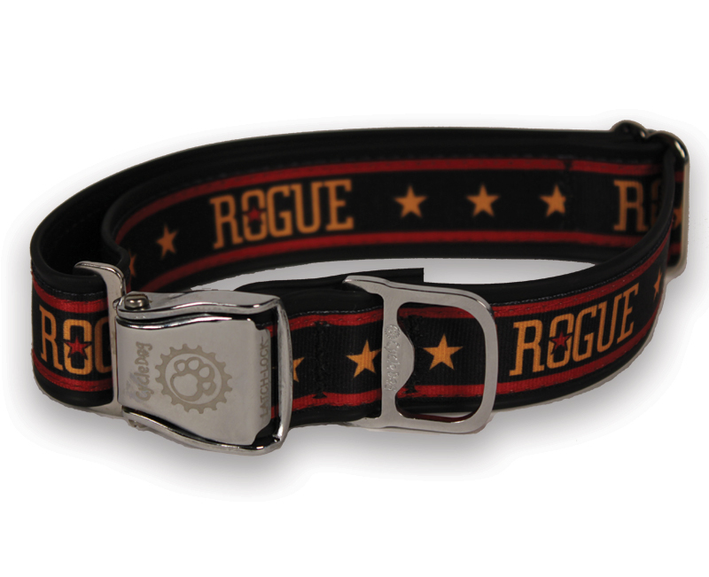$30 - Rogue Ales Bottle Opening Dog Collar