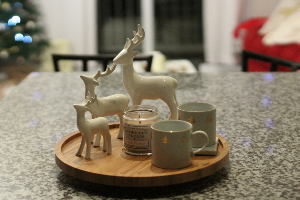 Deer Figurines -Perfect as a centerpiece as well!