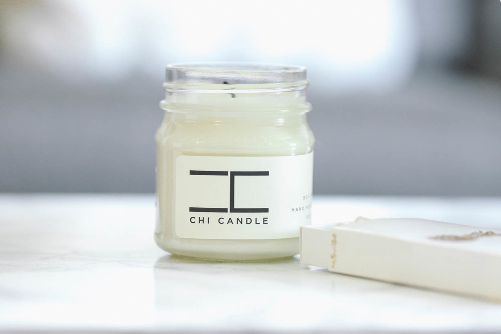 I am such a candle person and these  CHI Candle  have been my latest obsession.  Currently burning French Vanilla Amber and it smells amazingggg.