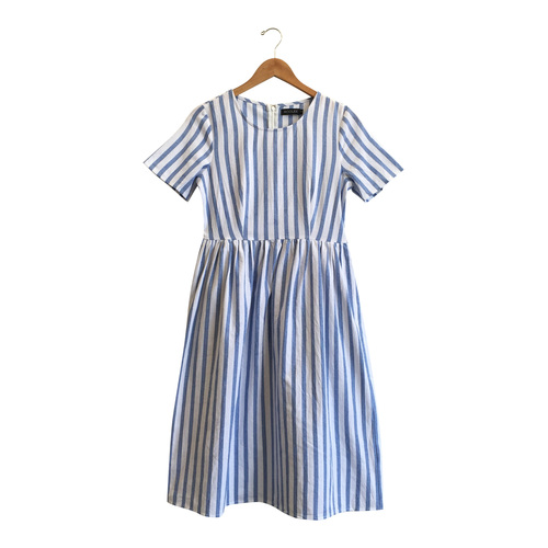 Vertical+Striped+Monroe+Dress+|+ROOLEE.JPG