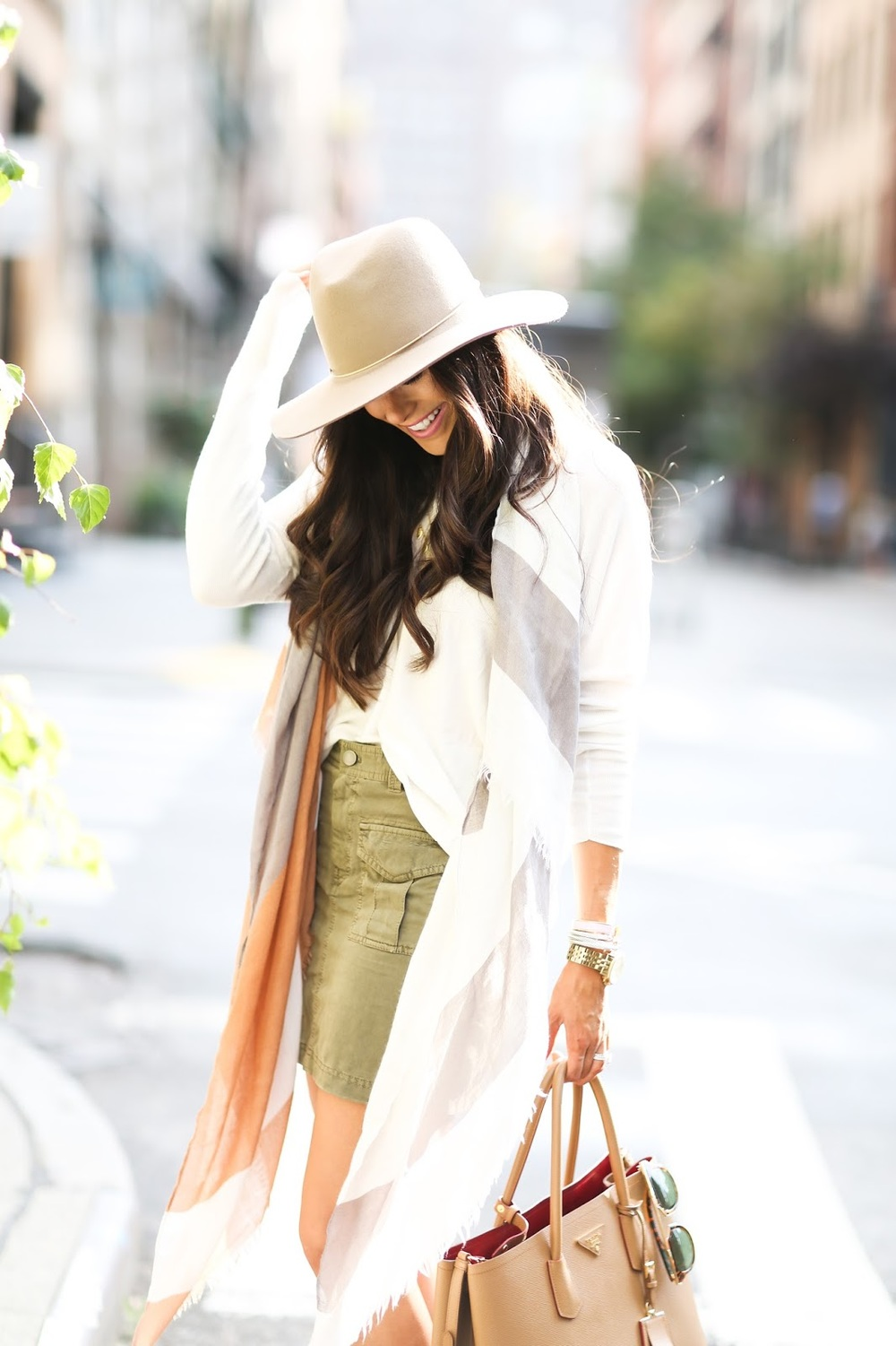 fall outfit with skirt, skirt and booties fall outfit, new york soho shopping-10.jpg