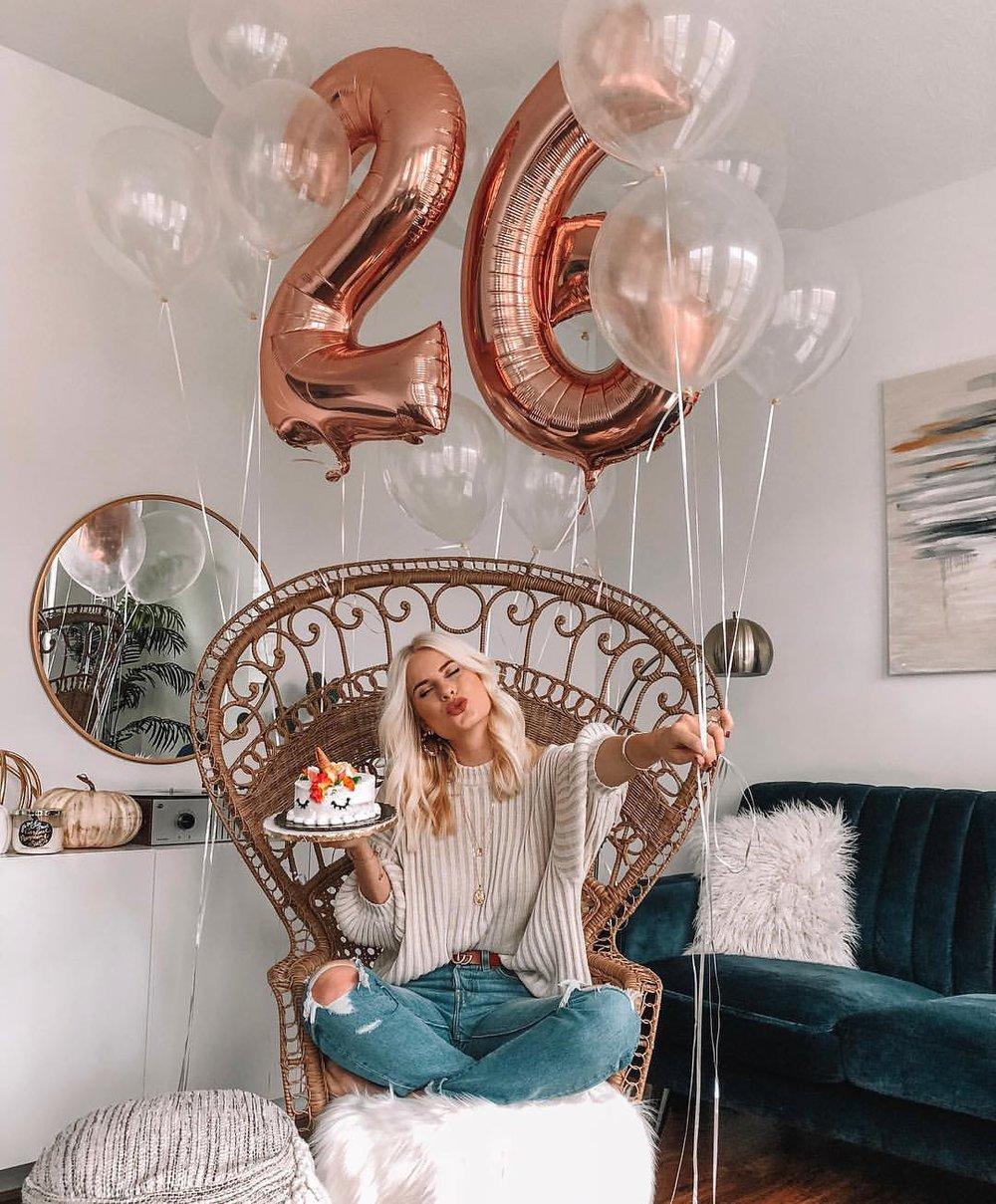 - Turned 26!!!