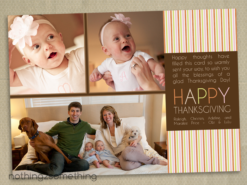 free thanksgiving giveway printable card
