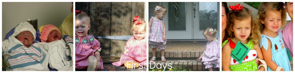 First DAys Collage