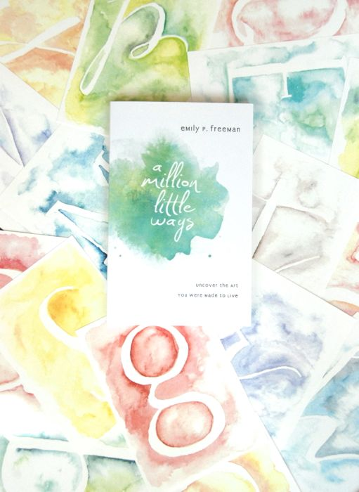 a-million-little-ways-watercolor-letters