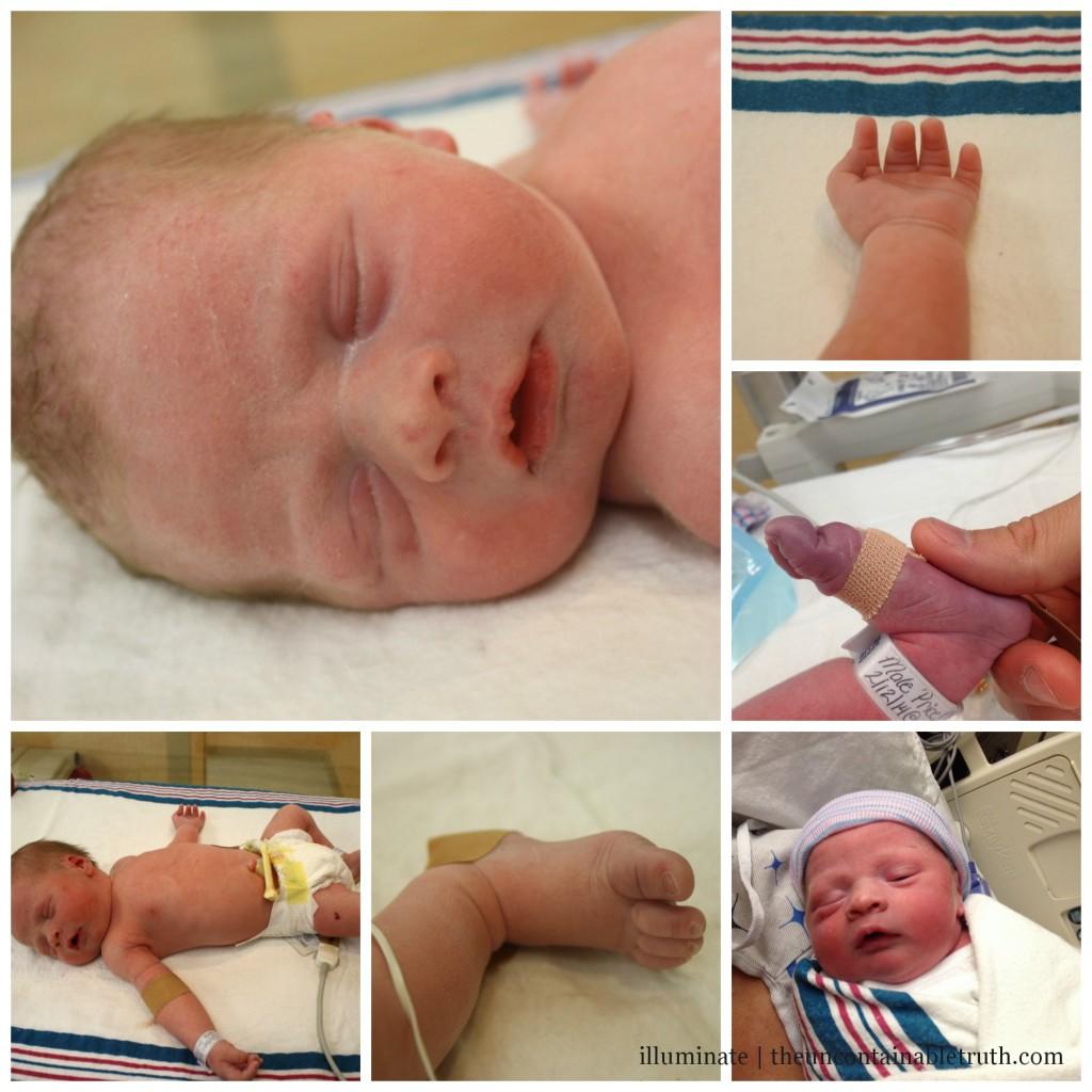 ridley birth