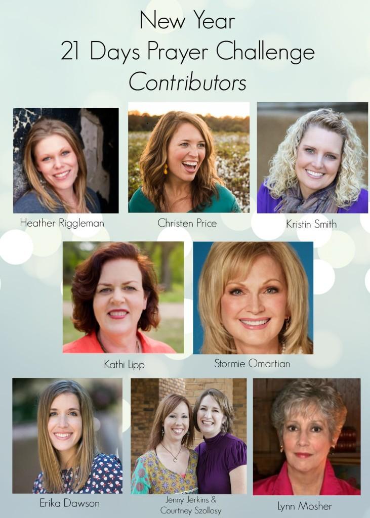prayer contributors