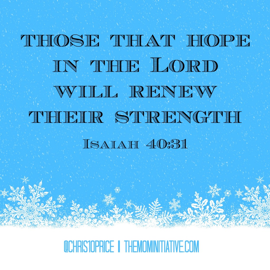 hope in the lord