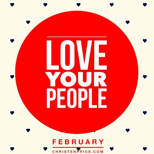 love your people
