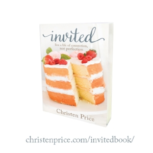 Pre-Order my first book, Invited, by June 1st and receive sweet goodies!