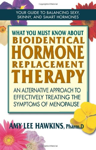 Patient Book   Many women are confused about the treatments available for menopause. While they may be experiencing severe symptoms, the news about Hormone Replacement Therapy (HRT) use is not encouraging. HRT may increase the risk of heart attack, stroke, breast cancer, and blood clots in the lungs and legs. On the other hand, there is lesser known treatment-Bioidentical Hormone Replacement Therapy (BHRT)-that can help effectively diminish menopausal symptoms without the dangers of synthetic drugs. In her new book, Dr. Amy Lee Hawkins provides women with a complete guide to understanding and using BHRT to diminish or eliminate the symptoms of menopause.