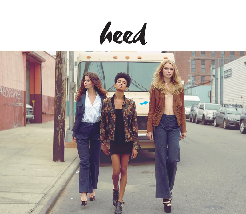 HEED MAGAZINE - WINTER 2015