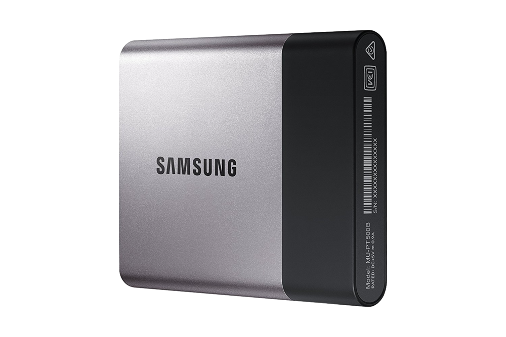 SSD Hard Drive for Faster Editing on Laptops or Desktops