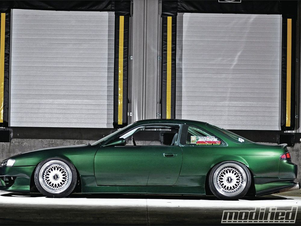 Stephen Knoop's 240sx image from Modified Magazine feature