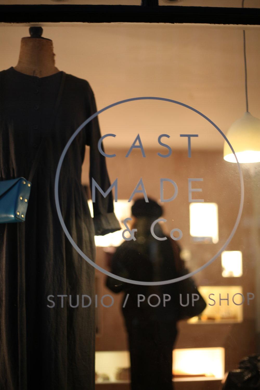 Cast Made & Co Pop Up Shop, Totnes