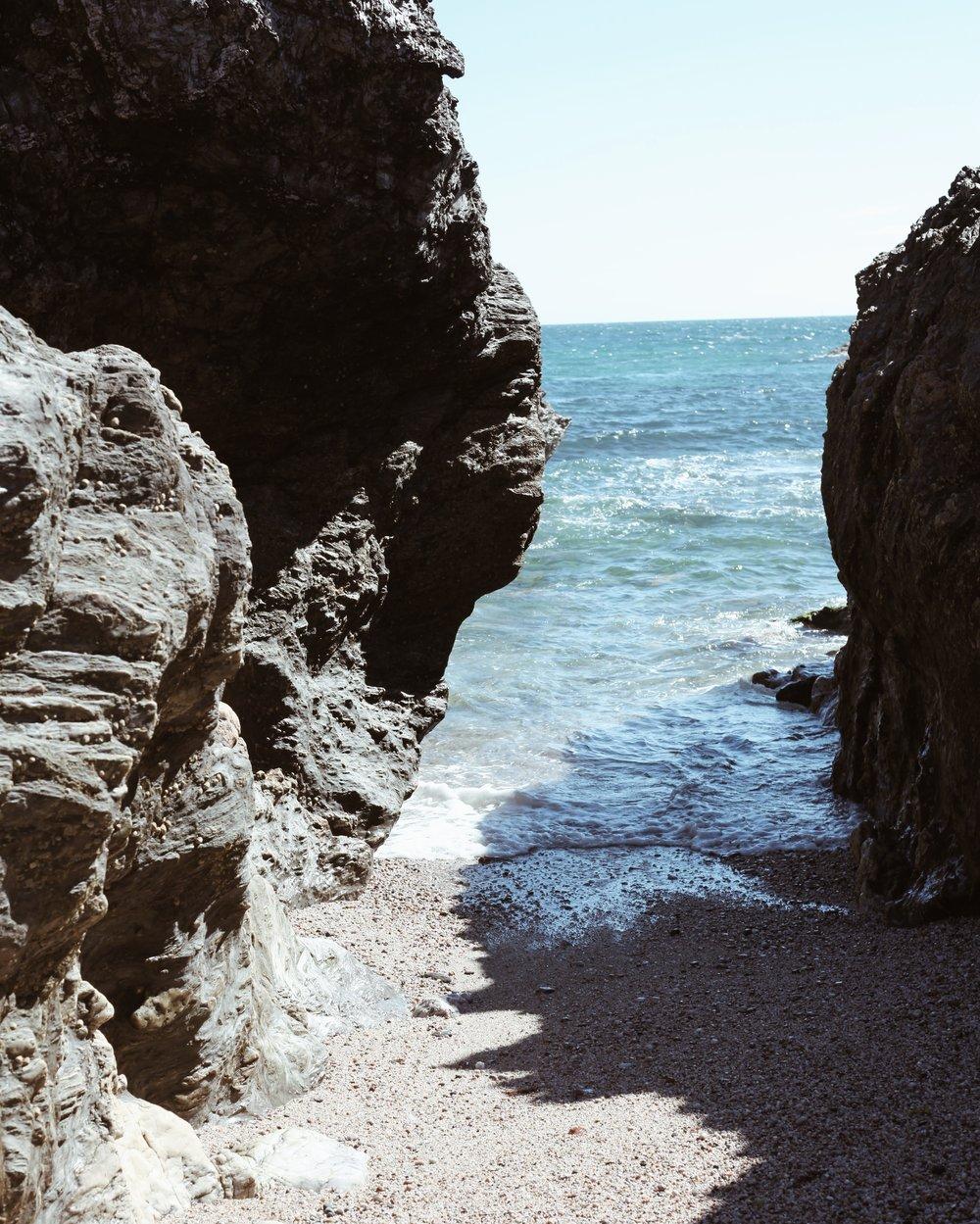 Mattiscombe Sands