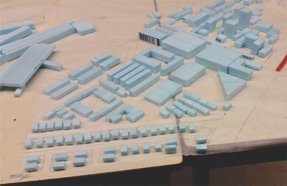 Briann's architecture model.