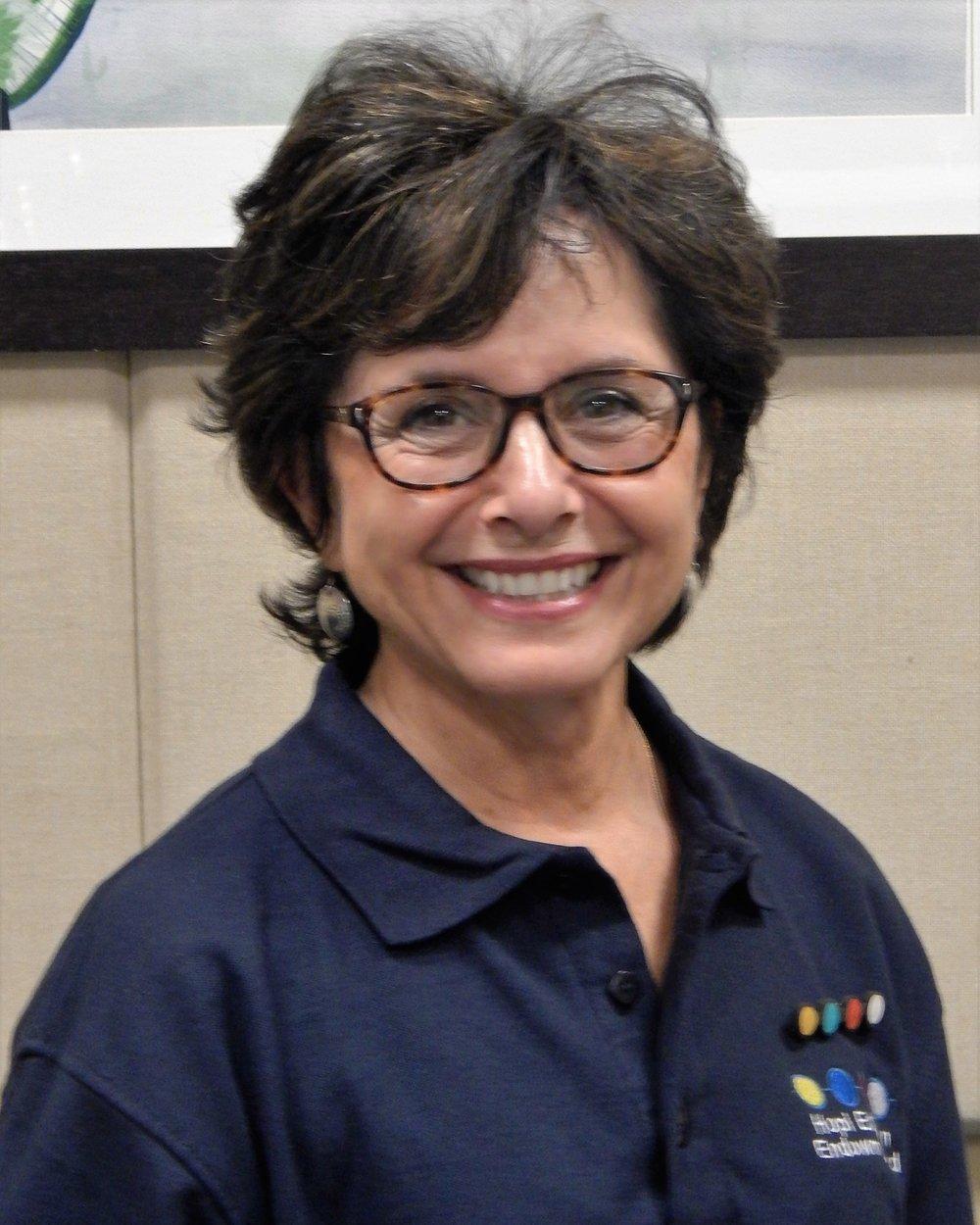 Janet Regner HEEF Member