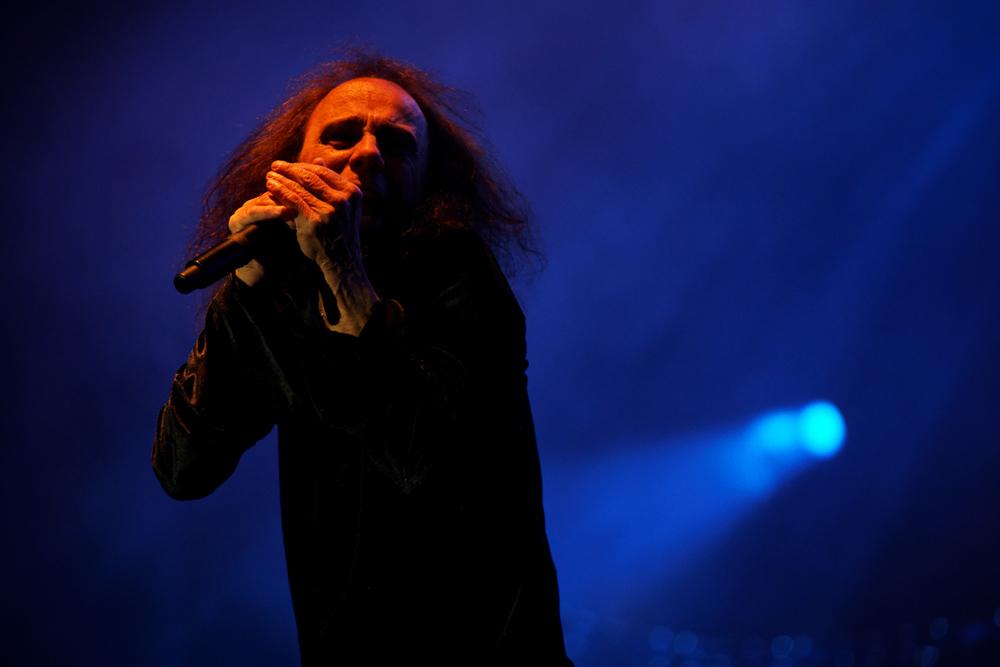Dio, Heaven & Hell - Hellfest 2009