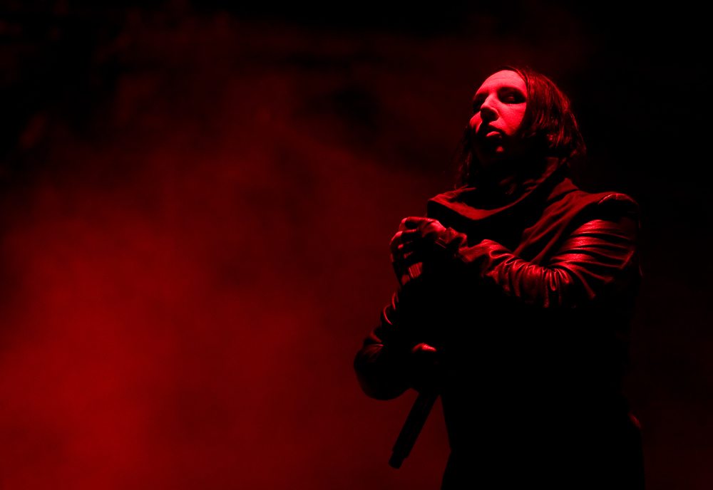 Marilyn Manson @ Hellfest 2009