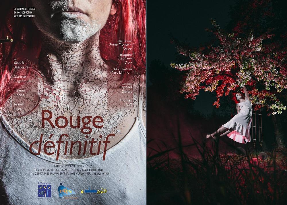 Rouge Définitif - Compagnie Indigo