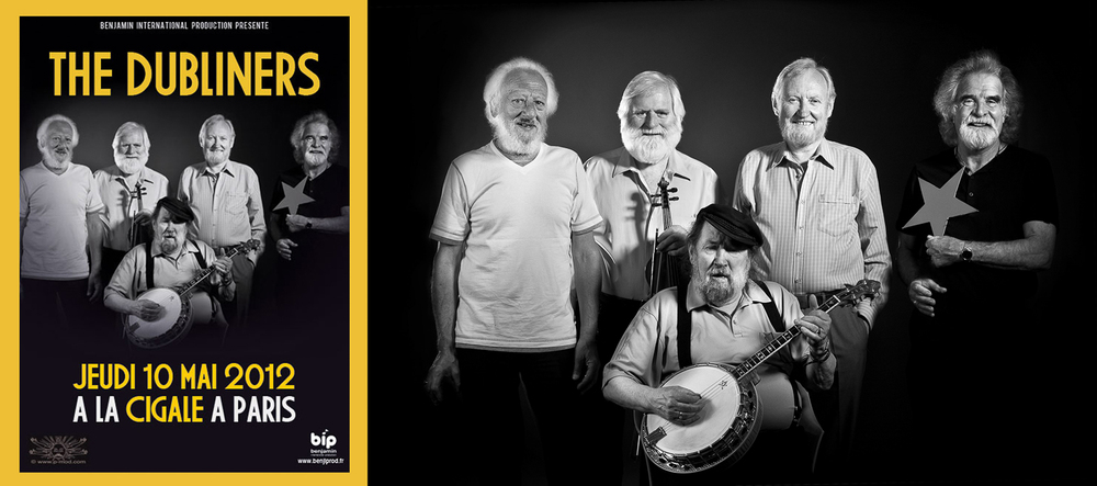 The Dubliners - Promo 2011