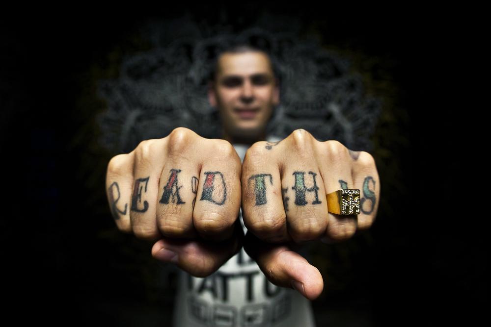 Pierre Chapelan, Tattoomania, Montreal 2011