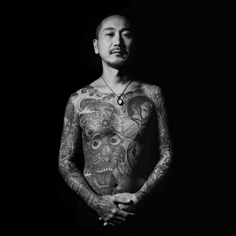 Shige (Japan) - Mondial du Tatouage 2015