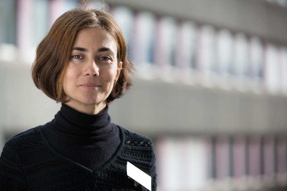 Cristina Sanchez,Chercheuse en biologie à l'Université Complu