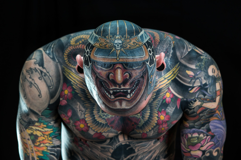 Sailor Bit - Ethno Tattoo, Lausanne 2012