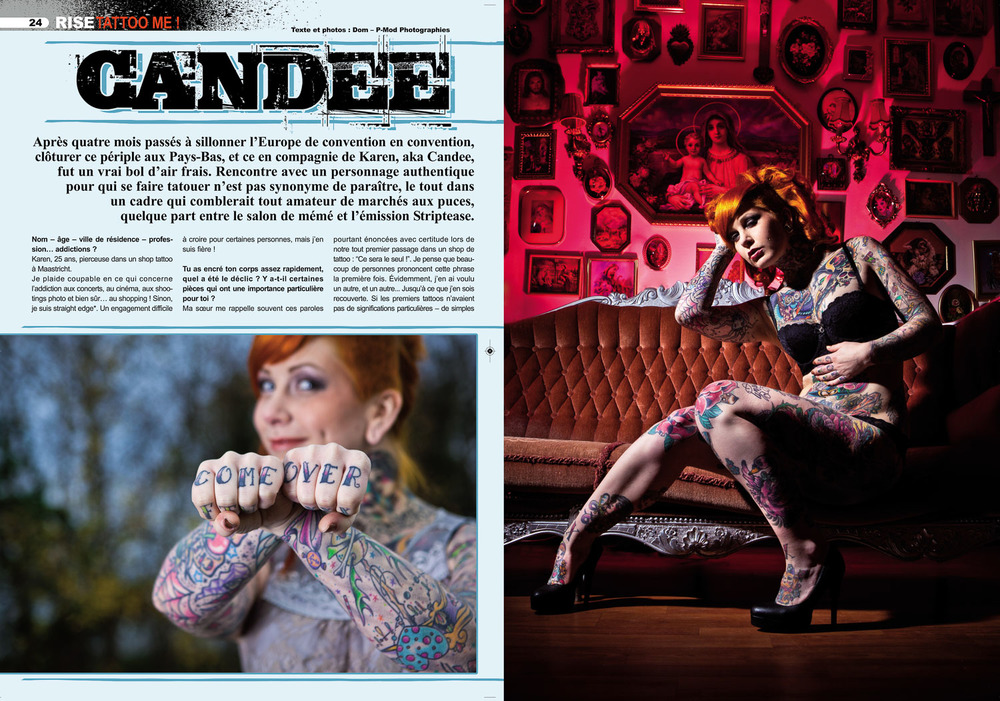 Rise Tattoo Magazine #12