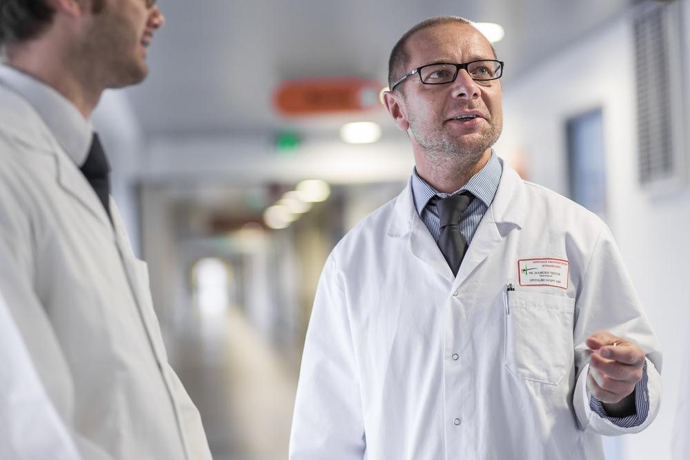 Hôpital civil Strasbourg - Ophtalmologie