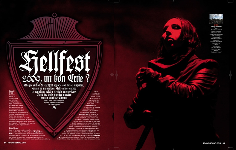 Rock One#56 / Hellfest