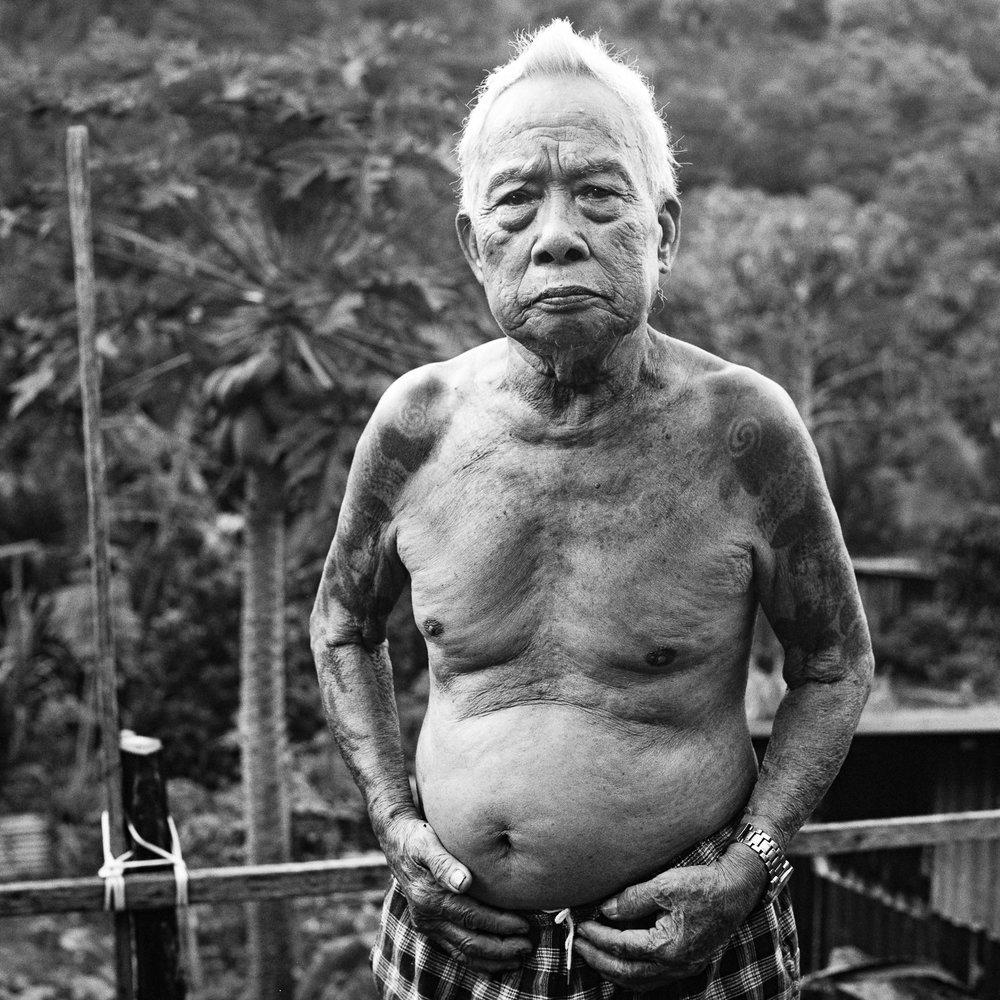 Bryan - Nanga Entalu, Sarawak Bornéo - décembre 2015