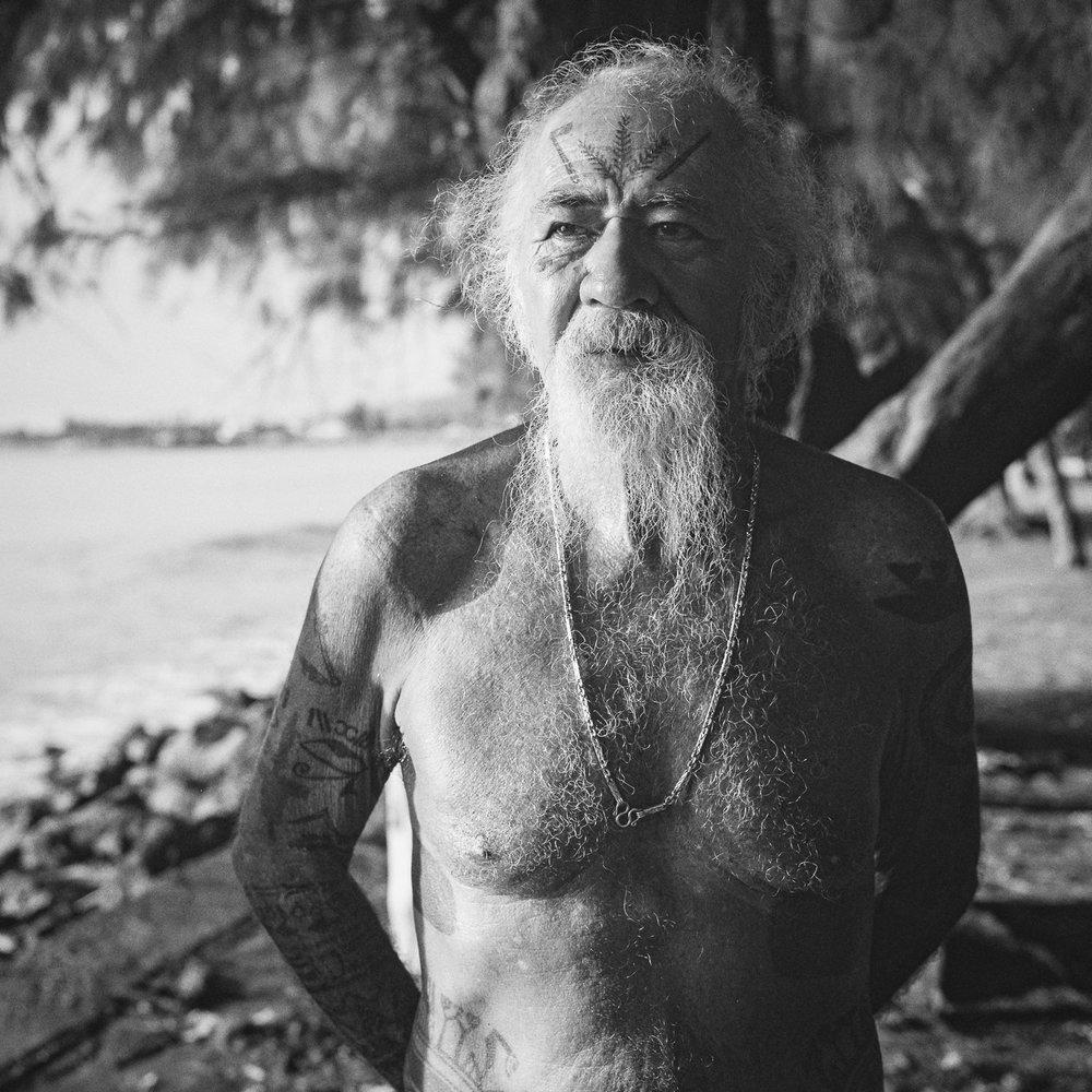 Raymond Graffe - Tahiti 2016