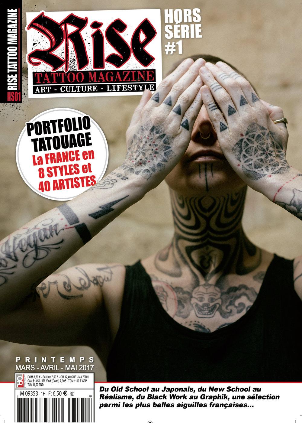 Rise Tattoo Magazine - Hors - Série #1