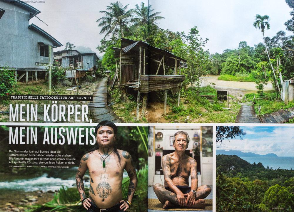 Tätowier 2016 - Borneo