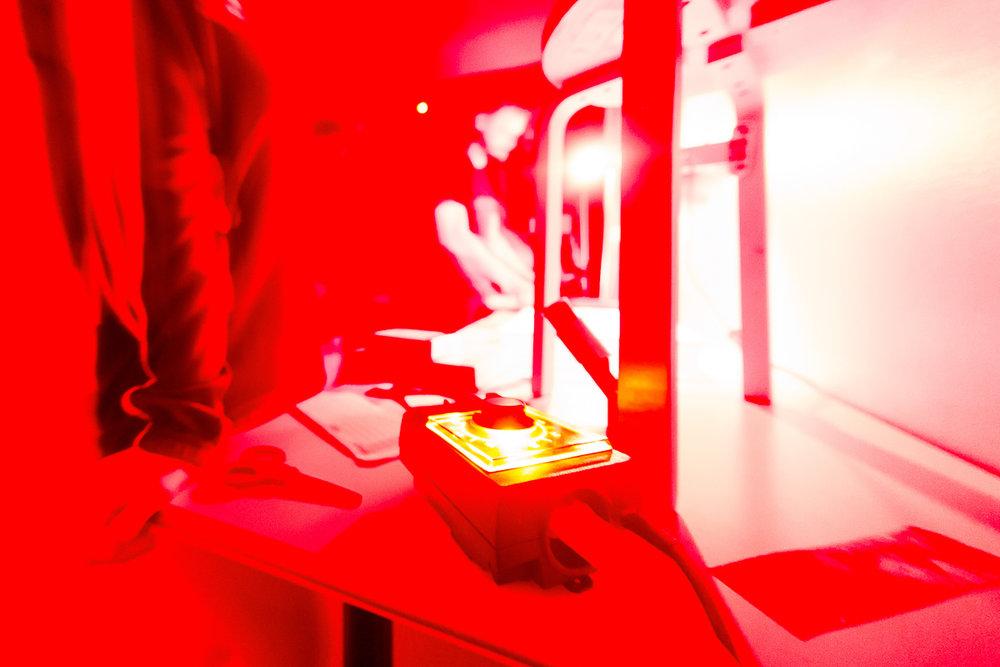 Maison des ados, Strasbourg Atelier argentique La Chambre - 12 j