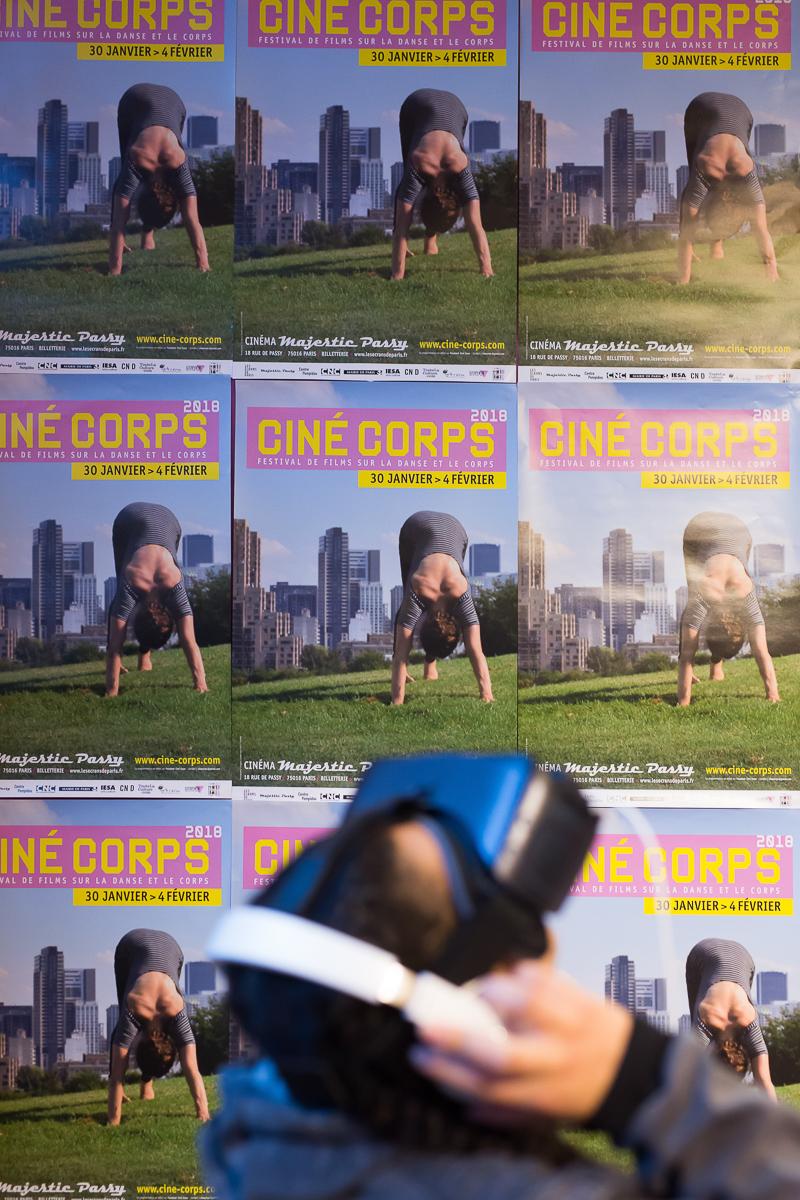 Ciné Corps - 3 février 2018, Paris