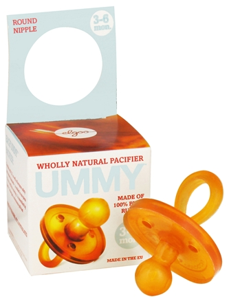 100% Natural BPA Free Pacifier 0-3 Months