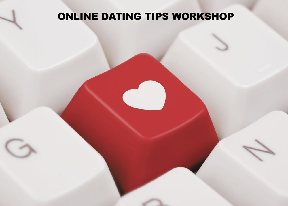 Online Dating Tips Workshop