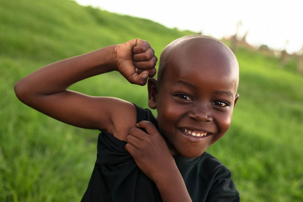 This weekend we're looking at the story of Samson. ( Photo Feed My Starving Children Distribution Partner - City of Dreams )