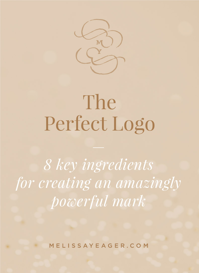 The Perfect Logo: 8 key ingredients for creating an amazingly powerful mark