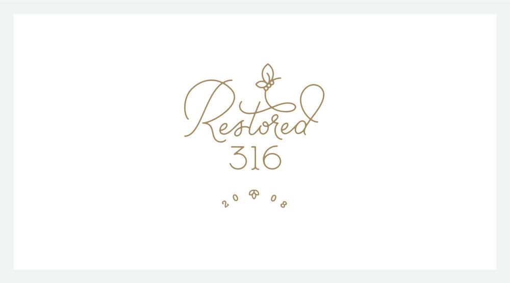 Restored 316 - Master Logo