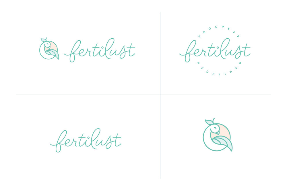 Fertilust - Secondary Logos