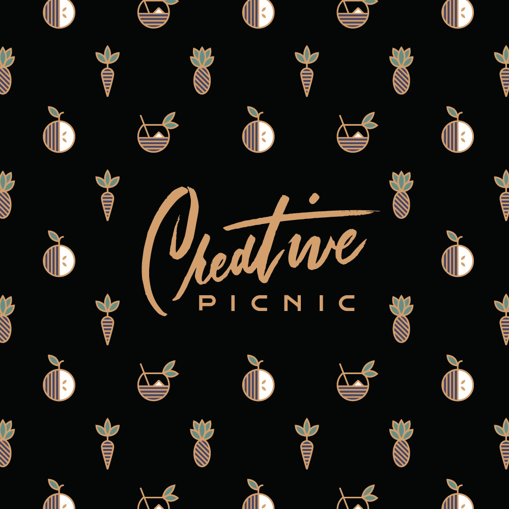 Creative Picnic - Logo by Melissa Yeager