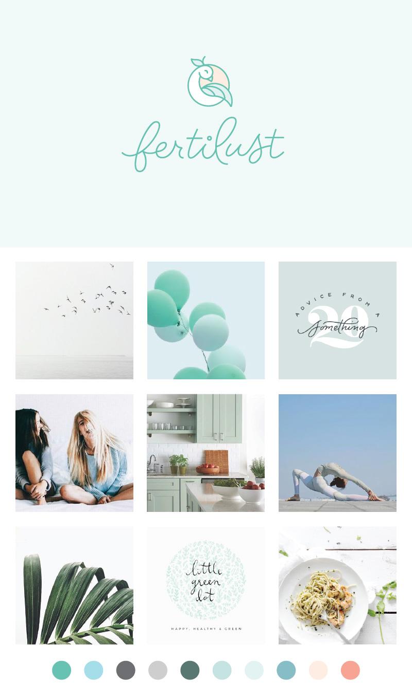 Fertilust - Brand Style & Color Palette