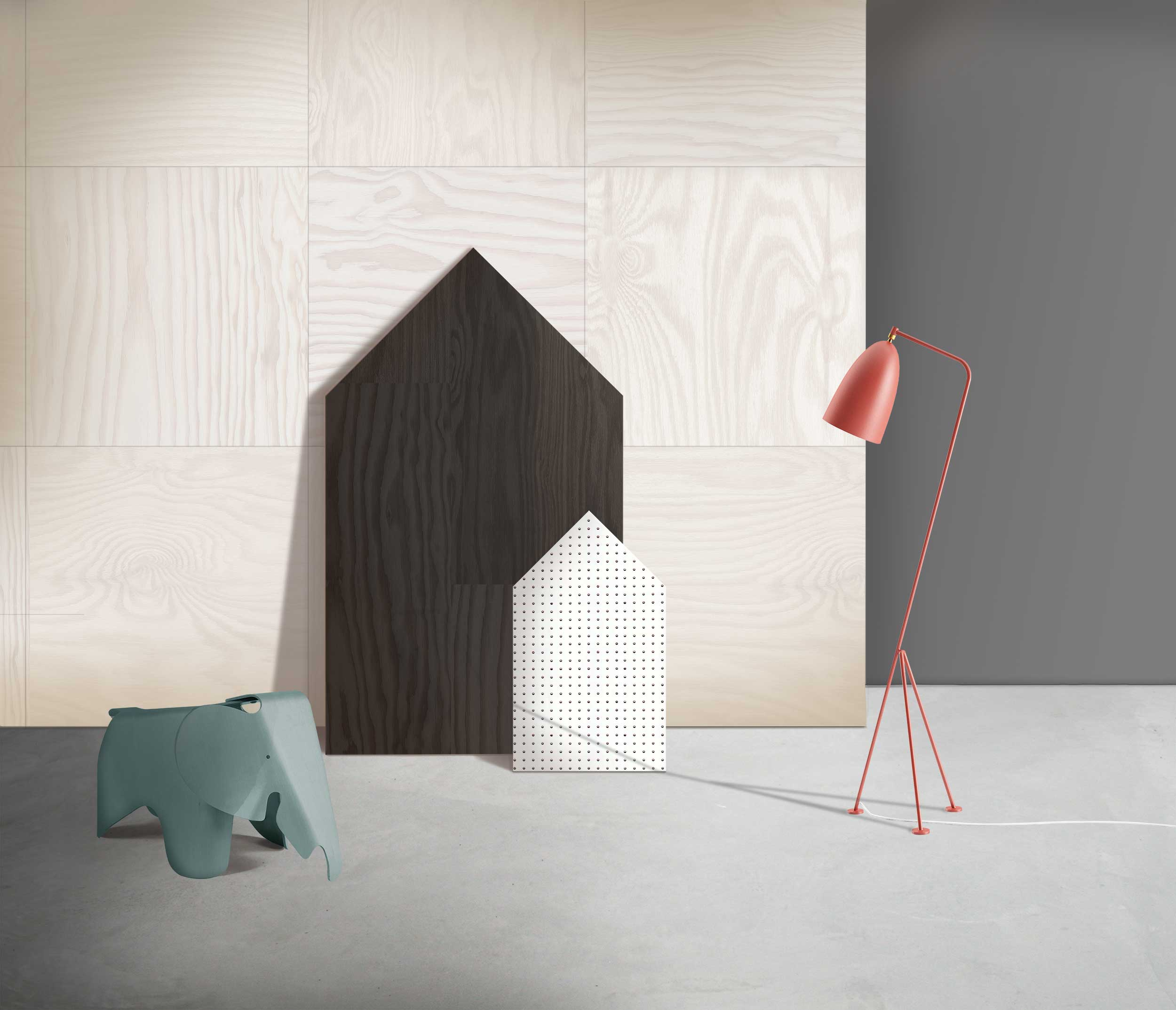 PlyPlay™   Prefinished interior plywood panels
