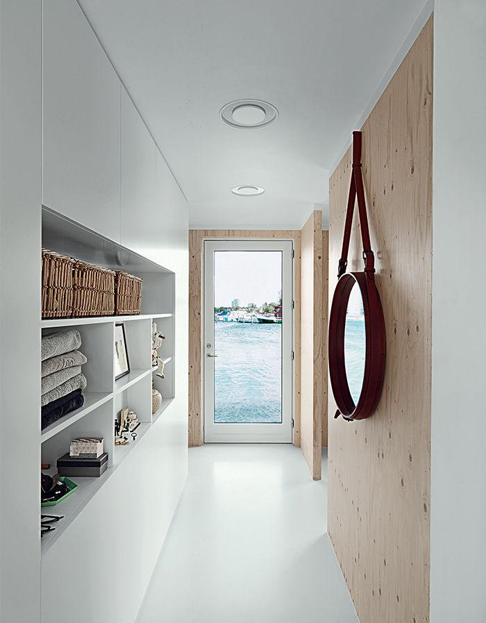 Houseboat / Copenhagen